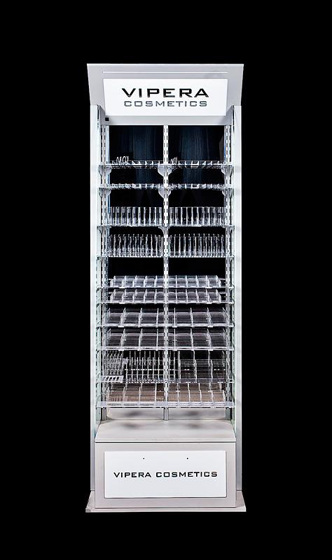 Szafa ekspozycyjna VIPERA